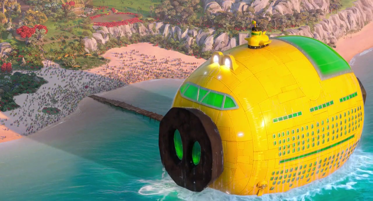 Pig Submarine