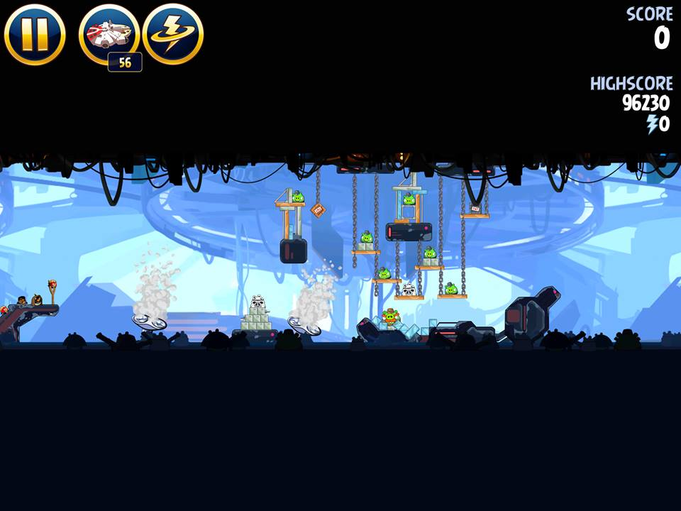 Cloud City 4-25 (Angry Birds Star Wars)