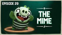 The Mime Title