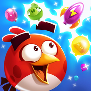 Angry birds island current