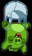 Piglet in Angry Birds POP Blast