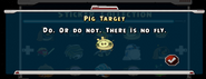 Pig Target Console