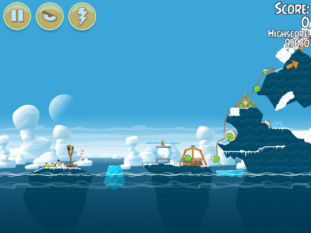 Arctic Eggspedition 1-6