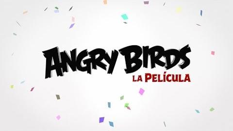 ANGRY BIRDS LA PELÍCULA - Feliz Año Nuevo - En cines 13 de mayo
