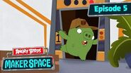 Angry Birds MakerSpace Express Delivery - S1 Ep5