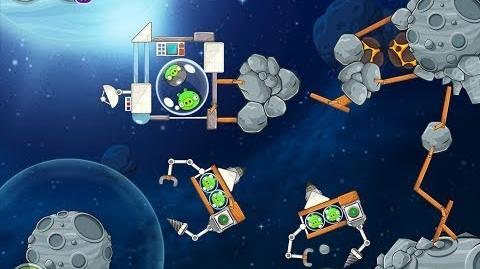 Beak Impact 8-13 (Angry Birds Space)