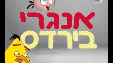 Angry Birds Toons World Premiere in Israel 2013