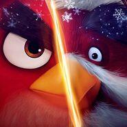 Angry Santa on Icon
