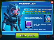 Moonracer ads