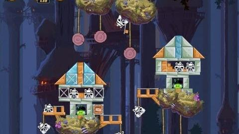 Moon of Endor 5-12 (Angry Birds Star Wars)/Video Walkthrough