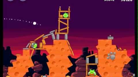 Angry Birds Vuela Tazos 4 3 Star Walkthrough Clasico 4 - Sabritas 3 Estrellas