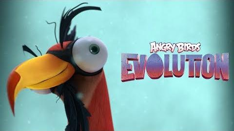 Angry Birds Evolution Meet Walter