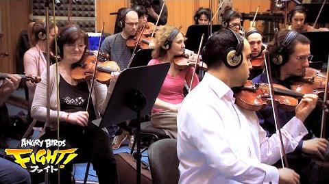Angry Birds Fight! – Making of the Fight! theme tune