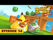 Angry Birds Slingshot Stories S2 - Prank Express Ep