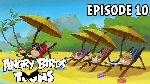 Angry Birds Toons Off Duty - S1 Ep10