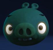 Cerdo Controlado por OVNI Piggy Tales