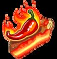 Жгучий овощной пирог