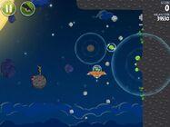 Pig Bang 1-25 (Angry Birds Space)
