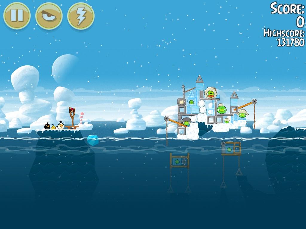 Arctic Eggspedition 1-7