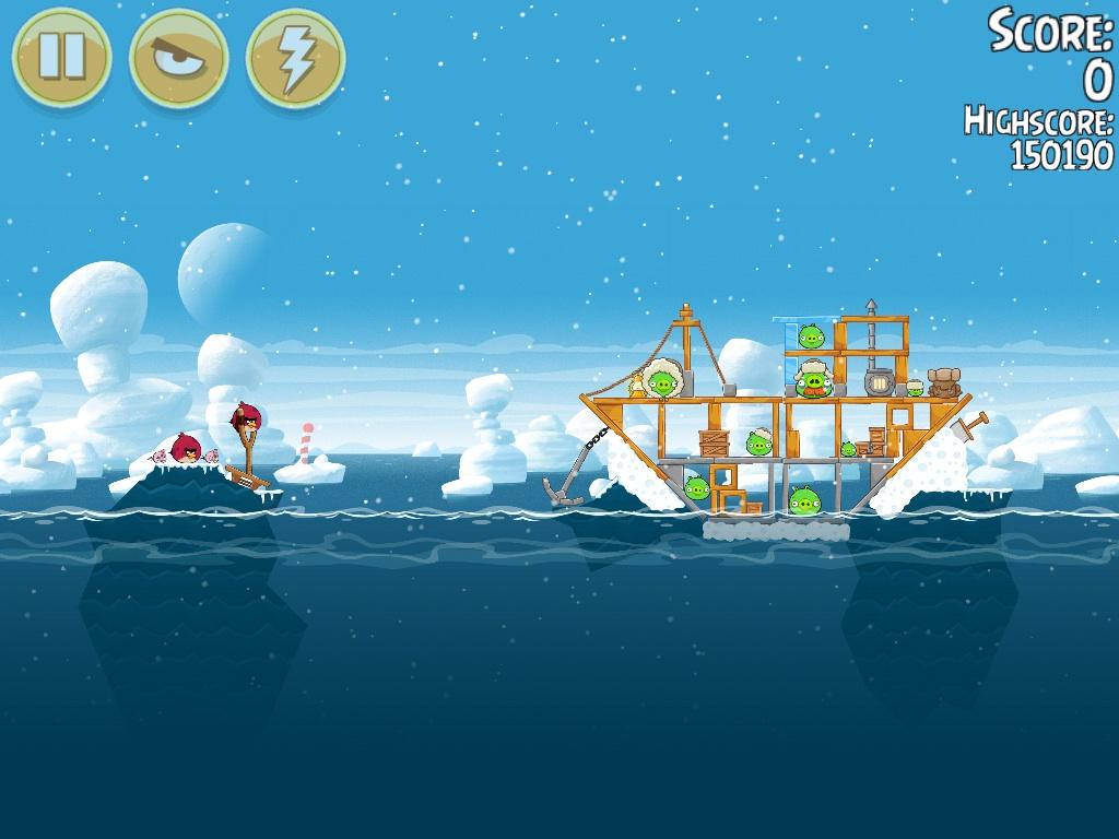 Arctic Eggspedition 1-8