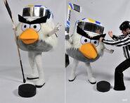 Angry birds your iihf world championship mascot