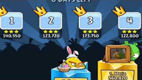 Angry Birds Friends 1 2 3 4 record 560820 weekly 28 May 3 Jun
