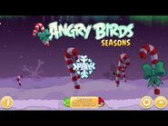 Angry Birds Seasons- Winter WonderHam Theme PC Version