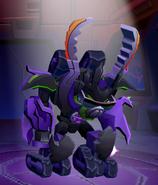 Angry Ultimate Megatron
