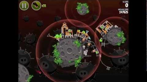 Danger Zone D-27 (Angry Birds Space)