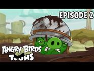 Angry Birds Toons - Where's My Crown? - S1 Ep2