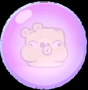 Bubble Gum Pig