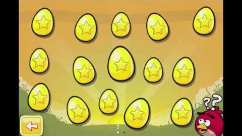 Angry Birds Golden Egg 2 Walkthrough