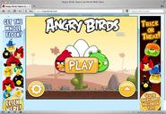 Angry Birds Opera Website