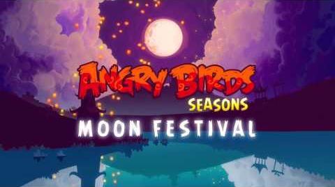 Angry Birds Seasons Moon Festival Trailer