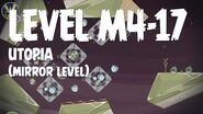 Angry Birds Space Utopia Level M4-17 Mirror World Walkthrough 3 Star