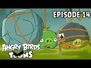 Angry Birds Toons - Dopeys On A Rope - S1 Ep14