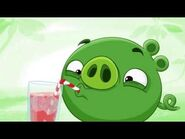Angry Birds cinema spot Green 2015