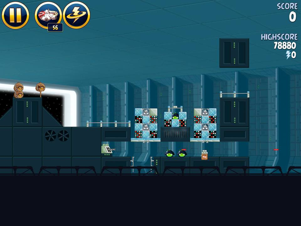 Death Star 2-11 (Angry Birds Star Wars)