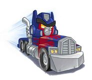 Bird Optimus transformed - Copy