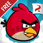 Angry Birds Free 2nd App Icon