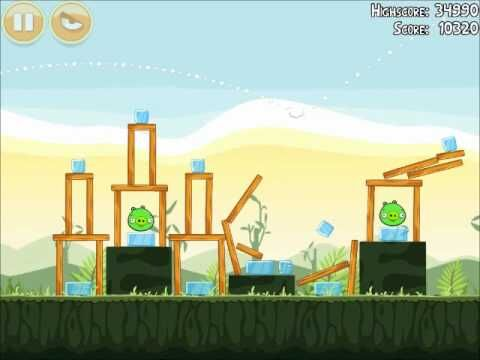 Official_Angry_Birds_Walkthrough_Poached_Eggs_2-17