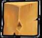 Toons Wood Block 5