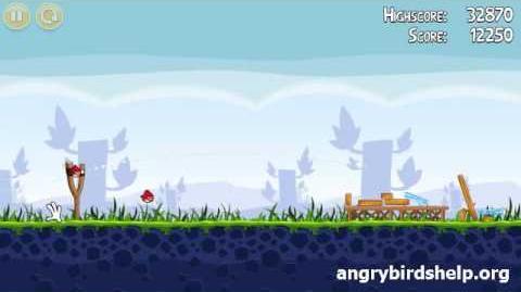 Angry_Birds_Level_1-1_-_3_Star_Walkthrough