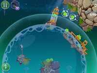 Pig Dipper 6-18 (Angry Birds Space)