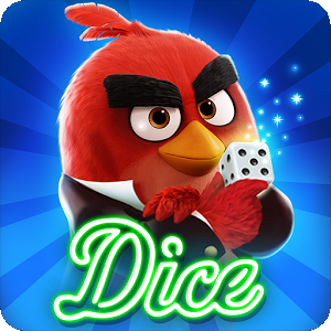 Angry Birds Dice