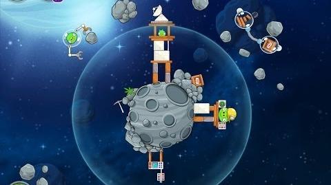 Beak Impact 8-21 (Angry Birds Space)