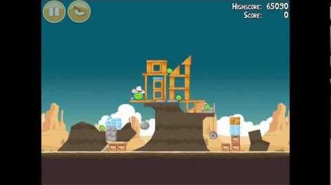 Angry_Birds_Ham_'em_High_12-7_Walkthrough_3_Star
