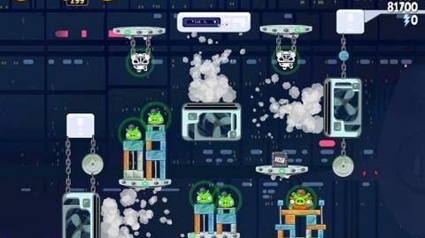 Cloud City 4-37 (Angry Birds Star Wars)/Video Walkthrough