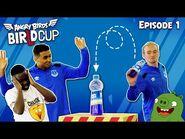 Angry Birds - BirLd Cup - Bottle Flip Challenge - Ep1
