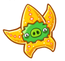Angry Birds Fight! - Monster Pigs - Super Seastar Pig - Lose